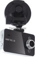 Full HD 1920*1080P Car DVR 2.7 inch 4:3 TFT LCD display HDMI 500mAh
