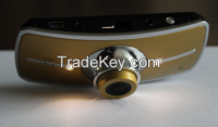2.7 inch Car DVR 16:9 TFT LCD display1920*1080P Full HD CMOS sensor recorder