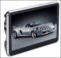 Free Map 5 inch 800x400 Car GPS Navigator FM 128MB 4GB WinCE6.0