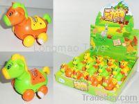 Windup cartoon horse(12 pcs per box)