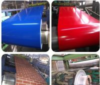 Prime RAL color new Prepainted Galvanized Steel Coil, PPGI / PPGL / HDGL / HDGI, roll coil and sheets