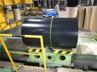 Suede Surface coating PPGI  suede surface coated PPGI steel coil