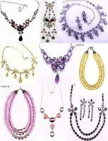 fashion and costume jewellery, sterling silver + semi precious stones