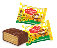 Wafer Biscuit Candies Packed, 250gr., 500gr.