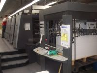 2006 Heidelberg XL 105-5-LX 5 COLORS‏
