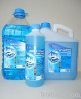 Windshield WINTER washer fluid