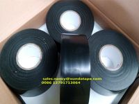High-tack adhesive pipeline tape with PE backing