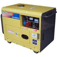 Low-Noise Air-cooled Diesel Generator Series
