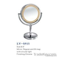 LV-S915 Lighted stand mirror