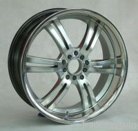 CHROME FINISH ALLOY WHEEL