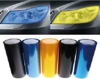 Car light vinyl film