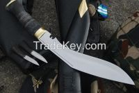 Kukri Supplier - Khukuri Wholesale Nepal - Gurkha Jungle Knife