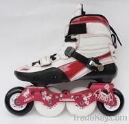 freestyle slalom skates boots