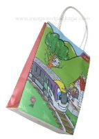 Kraft Paper Handy Bags