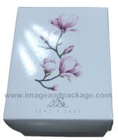 Flower Printing Packaging Gift Boxes