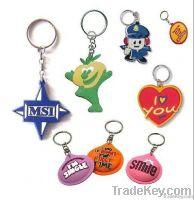 key chain, pvc key chain,
