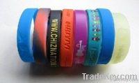 ilicone bracelets, silicone band, wrist band, rubber bracelet band