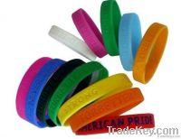silicone bracelets, silicone band, wrist band, rubber bracelet band