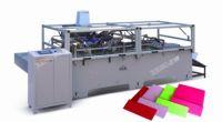 Paper bag bottom-gluing machine ZB50B