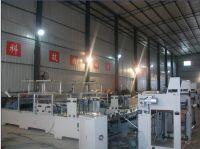 Paper Bag Making Gluing Machine ZB1000A/1200A