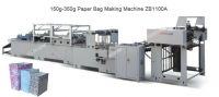 Paper Shopping Bag Forming Machine
