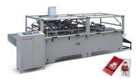 Paper Handbag Bottom Gluing Machine ZB50B