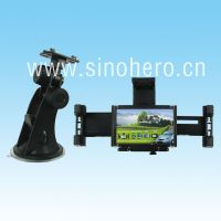 """Car holder for GPS with 3.5"""" photo frame"""