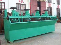 flotation machine, flotation separator