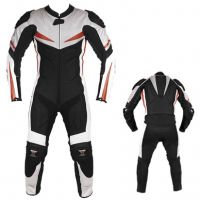 Moterbike leather Suit
