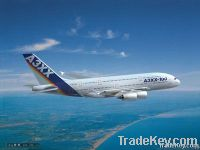 Offer international shipping service from China to Europea by air