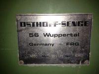 OSTHOFF SINGEING MACHINE/220 cm