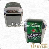 crown shape napkin dispenser
