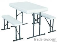 FOLDABLE PARTY TABLE IN PALSTIC FOR OUTDOOR AND INDOOR ACTIVITIES