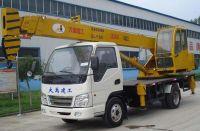 6 tons mini truck crane QLY6k