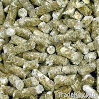 Processed Cassava Pellets