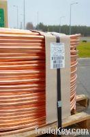 Oxygen Free Silver Bearing Copper Wire Rod