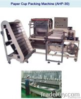 Paper Cup Packing Machine