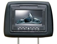 7 Inch Headrest Car DVD Player