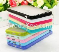 protected casing for iphone 6 4.7inch  dualÃ� color TPU+PCÃ� translucentÃ� frosted  forÃ�  AppleÃ� mobile phoneÃ��Ã�Â&n