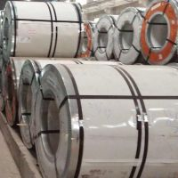 Stainless Steel Coil Prime Standard
