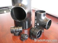 Seamless Carbon Steel Equal Tee