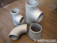 Medium pressure stainless steel pipe fittings