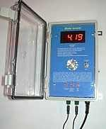 Industrial Silver solution generator/water purification system