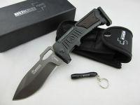 1599 high quality fodling knife w/LED