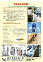 pro-eletroplating equipment output