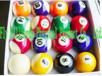 billiards ball factory offer