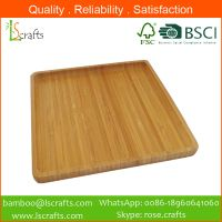Eco-Freindly Bamboo Food Platter