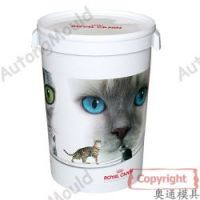 PET Food Container Mould