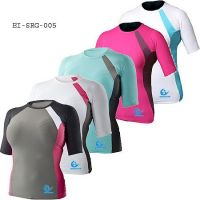 Yoga Short Sleeve Rash Guard ( Shirt)