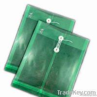 Elastic Closure Folders